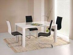 Обеденный стол Обеденный стол Halmar Ronald раскладной 160x90 (белый)