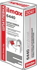 Шпатлевка Шпатлевка ilmax 6440 acrylcoat (20кг)