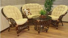 Комплект мебели из ротанга  Комплект из ротанга Рузвельт
