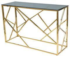 Стол-консоль Стол-консоль Signal Escada C (золото)