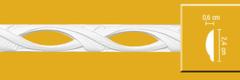 Лепной декор Decomaster Молдинг с орнаментом DT-8029