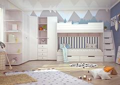Детская комната Детская комната Сурская мебель Прага