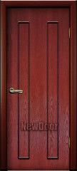 Межкомнатная дверь Межкомнатная дверь Newdoor МДФ тонированная 39