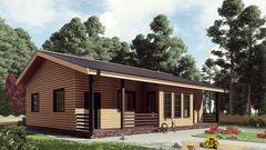 Каркасный дом Каркасный дом ИП Гуща В.Л. Пример 26