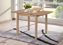 Обеденный стол Обеденный стол Red&Black 2057 (дуб антик белый)