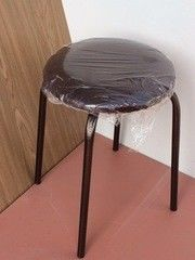 Кухонный стул Алвест Эконом шоколад/бронза