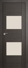 Межкомнатная дверь Межкомнатная дверь Profil Doors 21X Грей мелинга (перламутровое стекло)