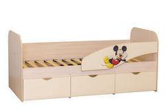 Детская кровать Детская кровать noname Мики-Маус