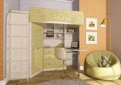 Детская комната Детская комната Сурская мебель Бэмби-4