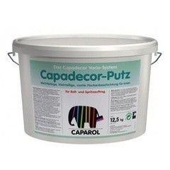 Декоративное покрытие Caparol Capadecor Putz