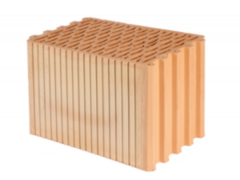 Блок строительный Керамический блок Lode Keraterm 25