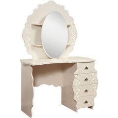 Туалетный столик Калинковичский мебельный комбинат Жемчужина КМК 0380.10