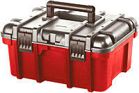 Keter Keter Power Tool Box / 220446 (красный/серый)