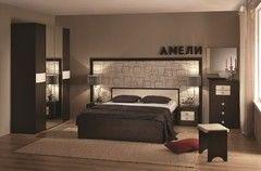 Спальня Глазовская мебельная фабрика Амели 1
