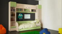 Детская комната Детская комната БелБоВиТ Пример 166