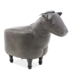 Пуфик Пуфик Signal Лошадка Konrad (серый)