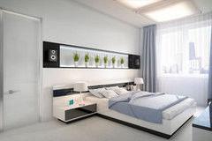 Спальня Eight rooms Пример 113