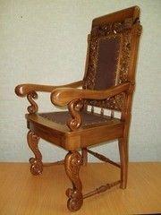 Кухонный стул Древоград Пример 18