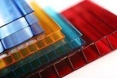Светопрозрачная кровля Ecovice Поликарбонат 6 мм. цветной (1.1 кг/м²)