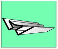 Сайдинг Сайдинг Vox S-13 Угольник внутренний (светло-зелёный)