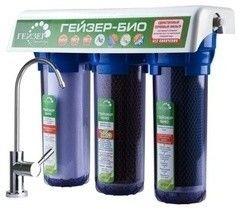 Фильтр для очистки воды Фильтр для очистки воды Гейзер Био 332