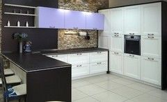 Кухня Кухня ЗОВ Марсель 3 ПП Мрамор
