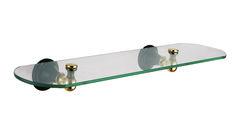 Fixsen Luksor FX-71603B Полка стеклянная