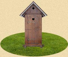 PlayComplex Туалетный домик