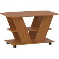 Журнальный столик Глазовская мебельная фабрика Элегия 4 орех