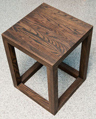 Барный стул Барный стул Драўляная майстэрня Из массива ясеня в ассортименте №5