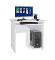 Письменный стол Сокол-Мебель КСТ-21.1 (белый)