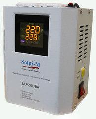 Стабилизатор напряжения Стабилизатор напряжения Solpi-M SLP-500BA