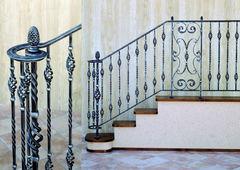 Элементы ограждений и лестниц Belamkon Лестничные ограждения (Вариант 4)