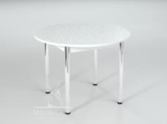 Обеденный стол Обеденный стол MillWood Ассоль СДО-09 D900 (белый)