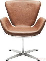 Офисное кресло Офисное кресло Kare Swivel Chair Soho Soft Tin 76949