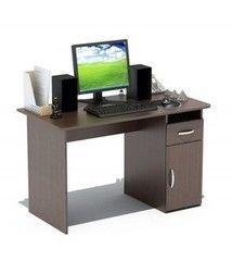Письменный стол Сокол-Мебель СПМ-03.1 (венге)