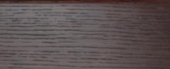 Плинтус Плинтус DL Profiles Дуб термо темный 75 х 16