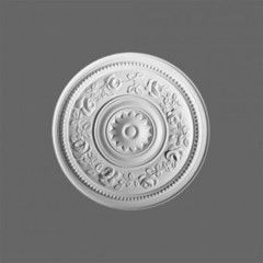 Лепной декор Orac Decor Декоративная розетка R61
