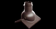 Кровельная вентиляция Krovent Коньковый элемент Pipe-Cone