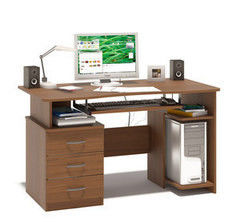 Письменный стол Сокол-Мебель КСТ-08.1 (ноче-экко)