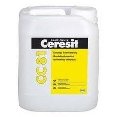 Защита и ремонт бетона Ceresit CC 81 (10л)