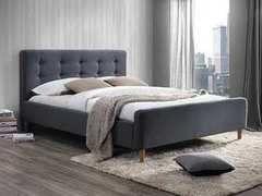 Кровать Кровать Signal Pinko 160х200 (серая)