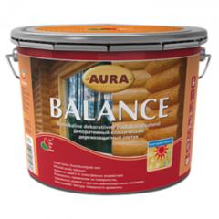 Защитный состав Защитный состав Aura Wood Balance 2.7 л (палисандр)