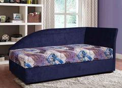 Кровать Кровать ZMF Алиса с боковым щитом (встроенный матрас, ППУ)