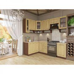 Кухня Кухня Артем-мебель Ника МДФ лиственница
