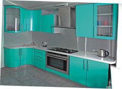 Кухня Кухня Алфексгрупп №16 (Крашенный МДФ)