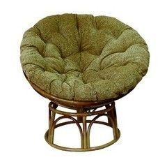 Кресло из ротанга Sedia Папасан