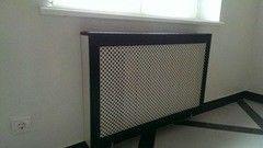 Экран для радиаторов Tenek.by Пример 1-1 МДФ
