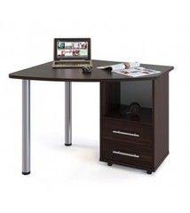 Письменный стол Сокол-Мебель КСТ-102П венге