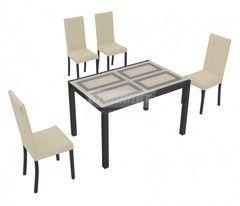 Обеденный стол Обеденный стол СтолПлит Диез Т4 + Этюд Т5